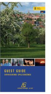 Guest Guide Leinfelden Echterdingen